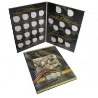 Альбом-планшет на 26 монет 70-летие Победы в Великой Отечественной войне 1941-1945 годов.