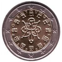 Монета 2 евро, 2003 год, Португалия.