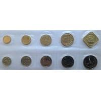 Годовой набор монет СССР 1989 года ММД