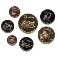 Татарстан, набор из 7 монет 2013 года